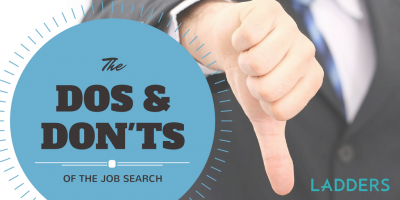 The Dos and Don'ts When Looking for a Position