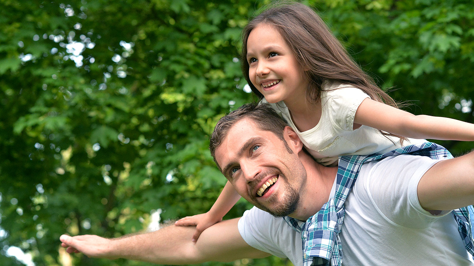 A Father's Day reminder from science: Your kids aren't really growing up quickly