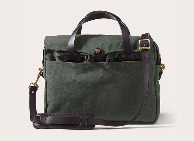RUGGED TWILL ORIGINAL BRIEFCASE