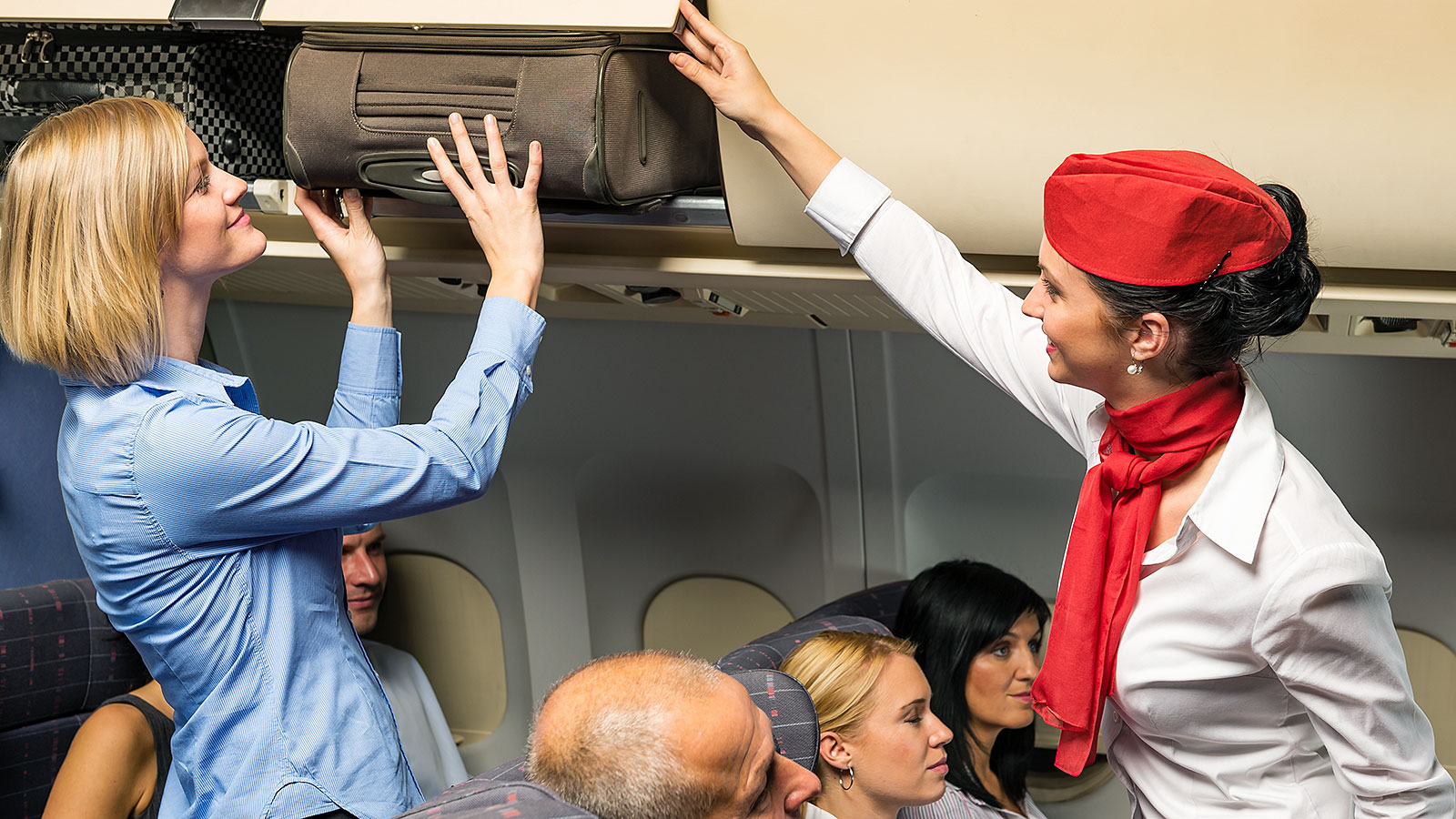 Flight attendants reveal 10 things they notice on a plane that you probably miss