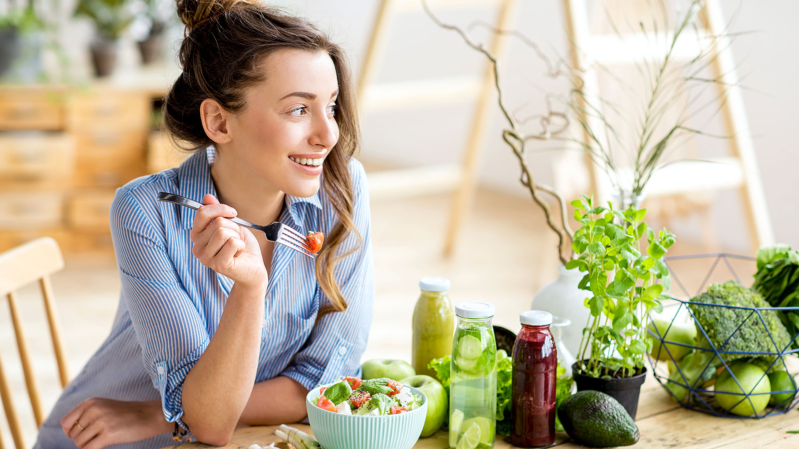 How to eat mindfully by listening to your body