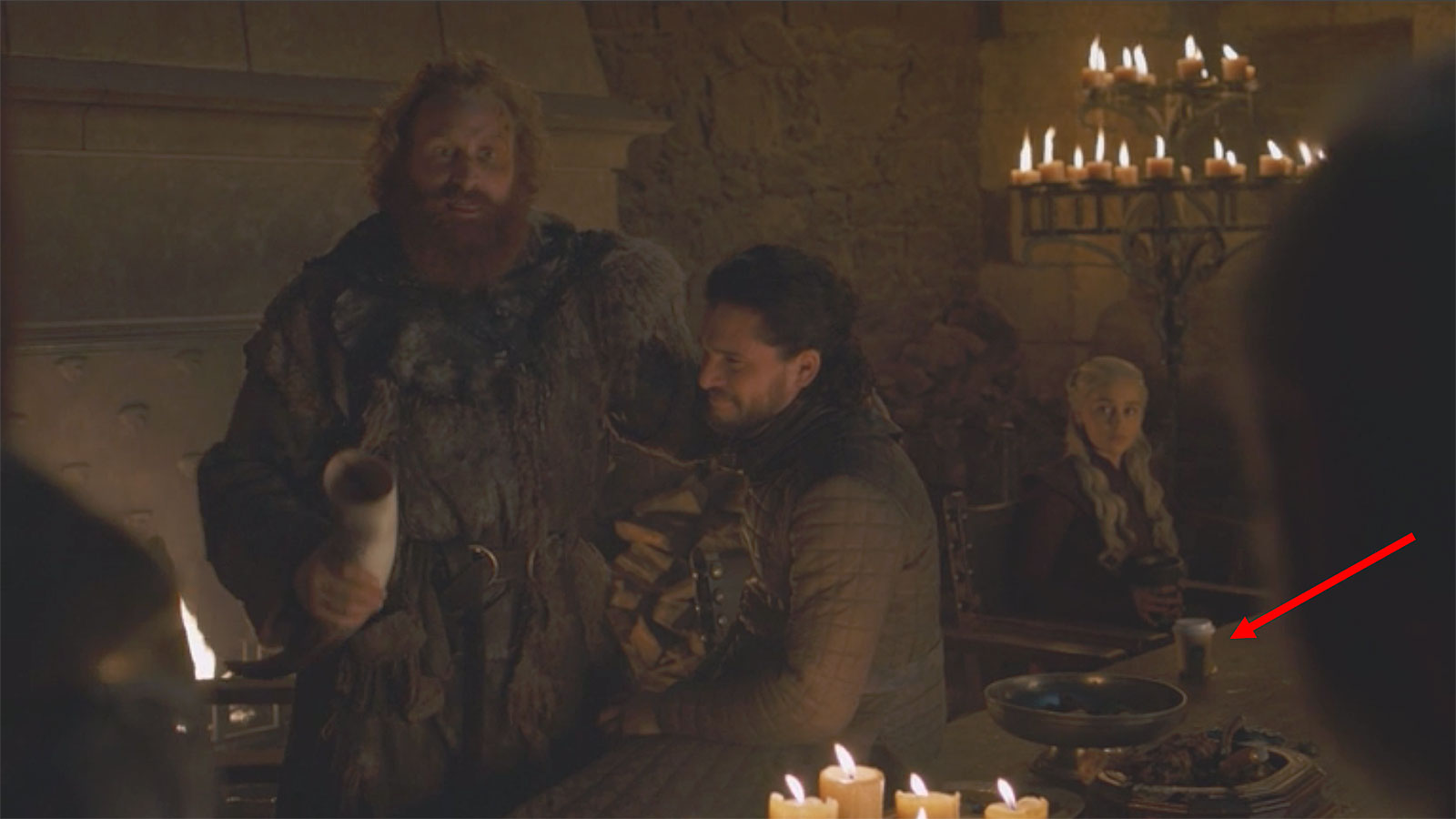 Coffee cup makes strange appearance on 'Game of Thrones,' internet has thoughts