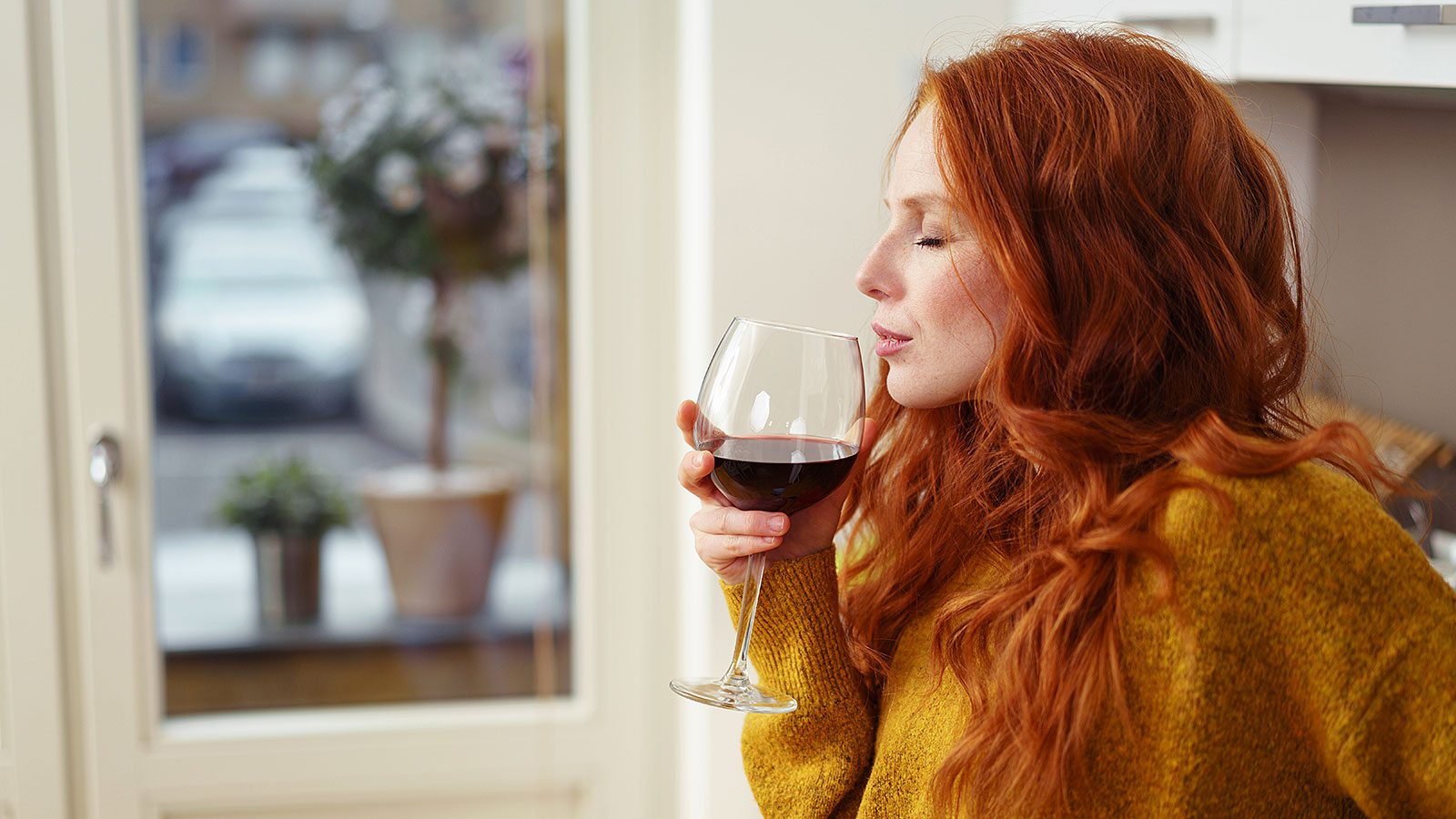 This new study is great news for red wine drinkers