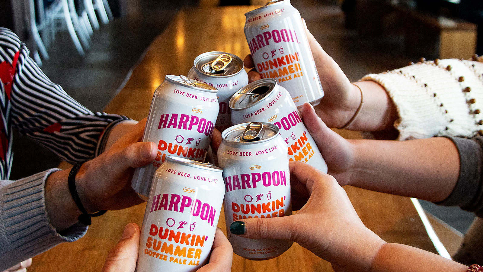 Cool summer: Dunkin' Donuts set to release coffee flavored beer