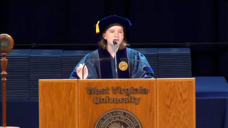 This 12-year-old journalist delivered one of the year's most inspirational commencement speeches