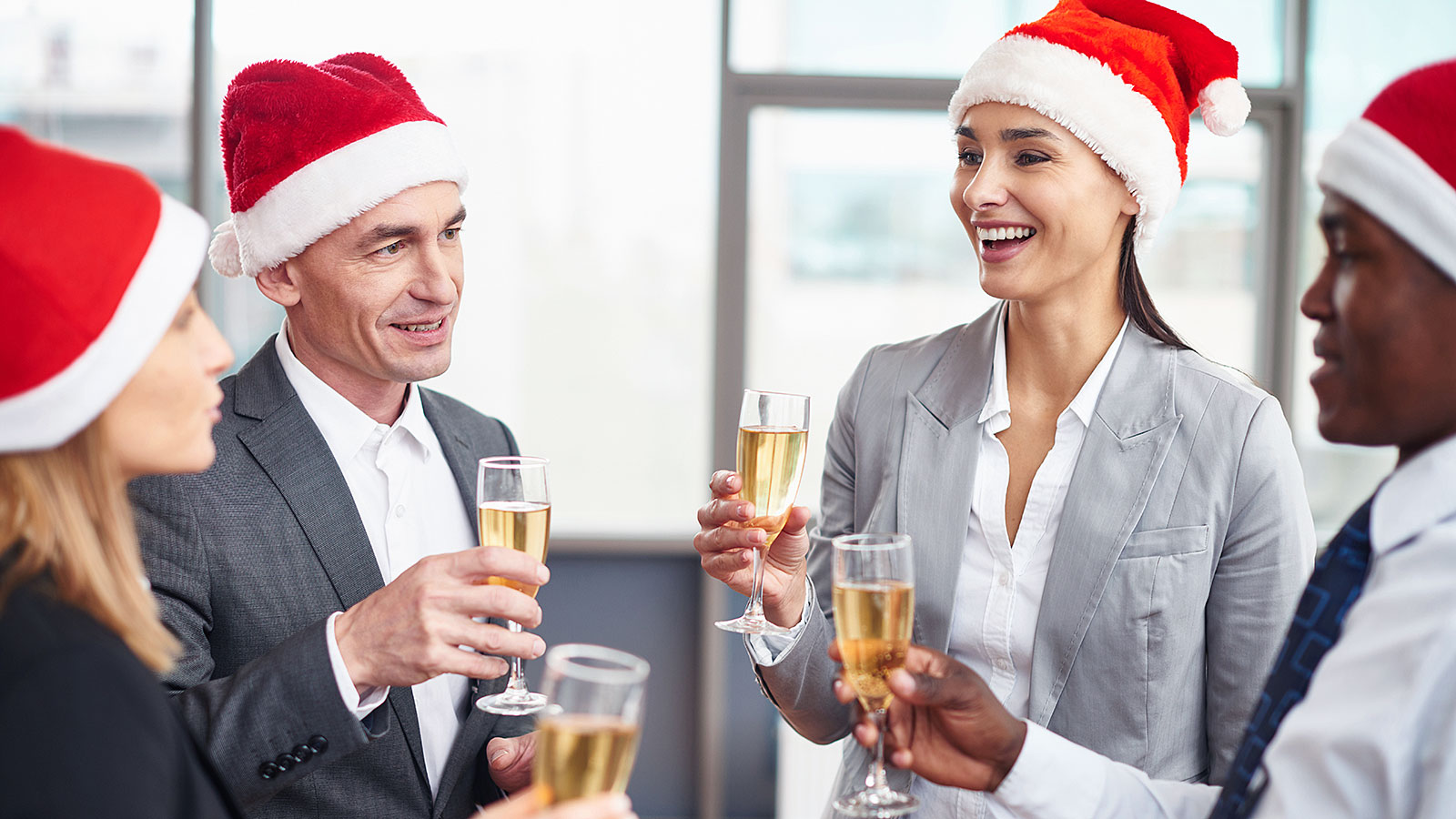 Holiday networking do's and don'ts