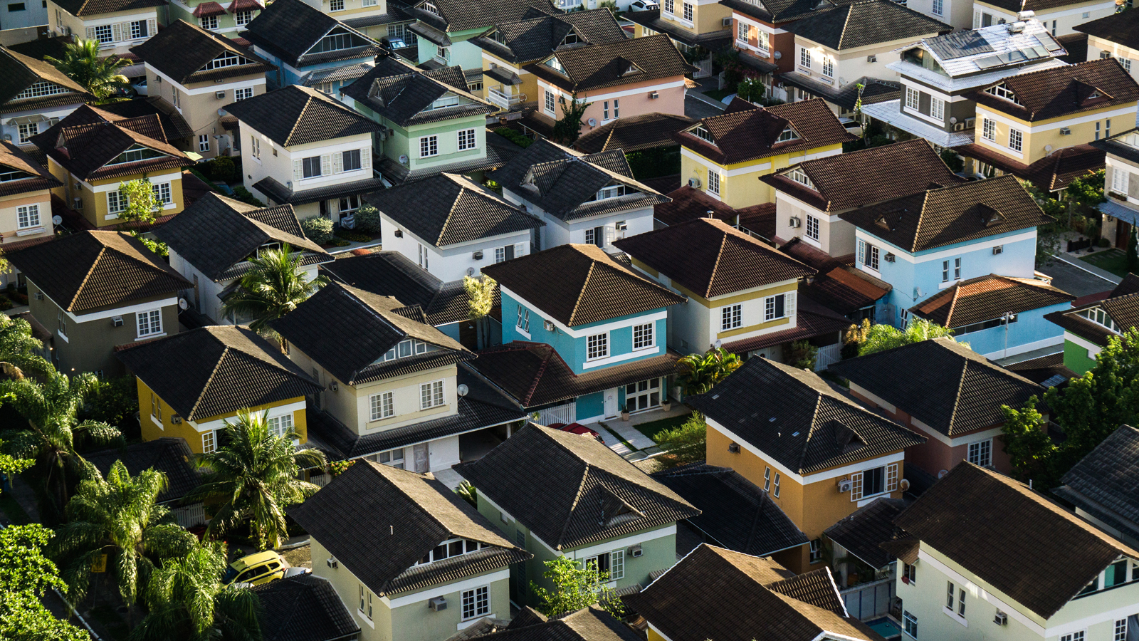 How you feel about your neighborhood depends more on you than anything else