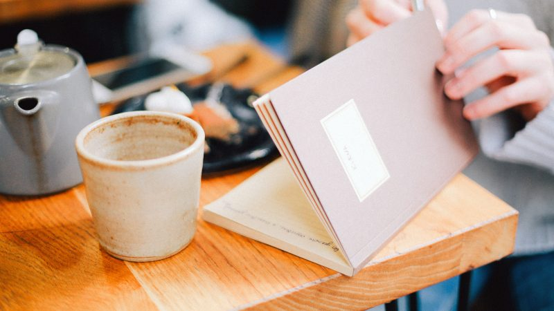 5 reasons why daily journaling will make you happier