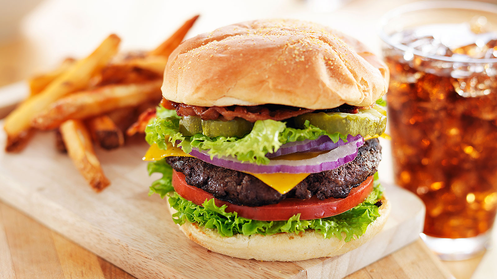 New survey reveals the most common reason Americans purchase junk food