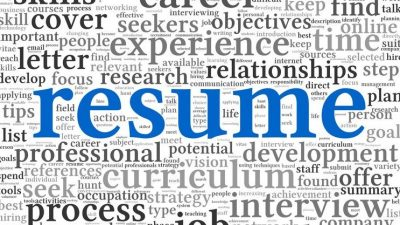 Top 100 Resume Keywords