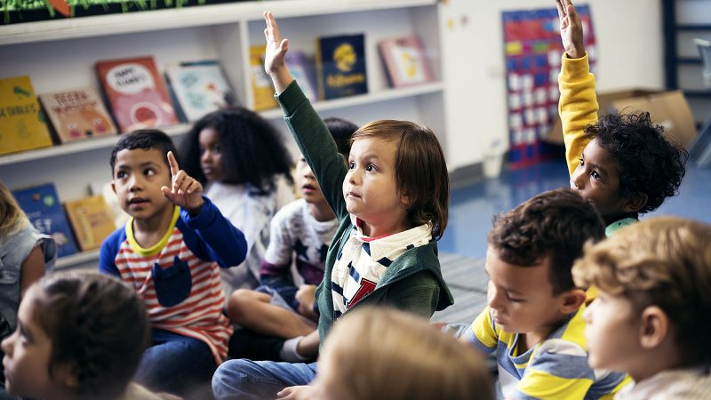 Why the secret to your success lies in kindergarten