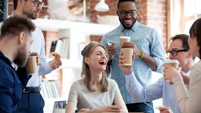 The 3 components of successfully using humor in the workplace