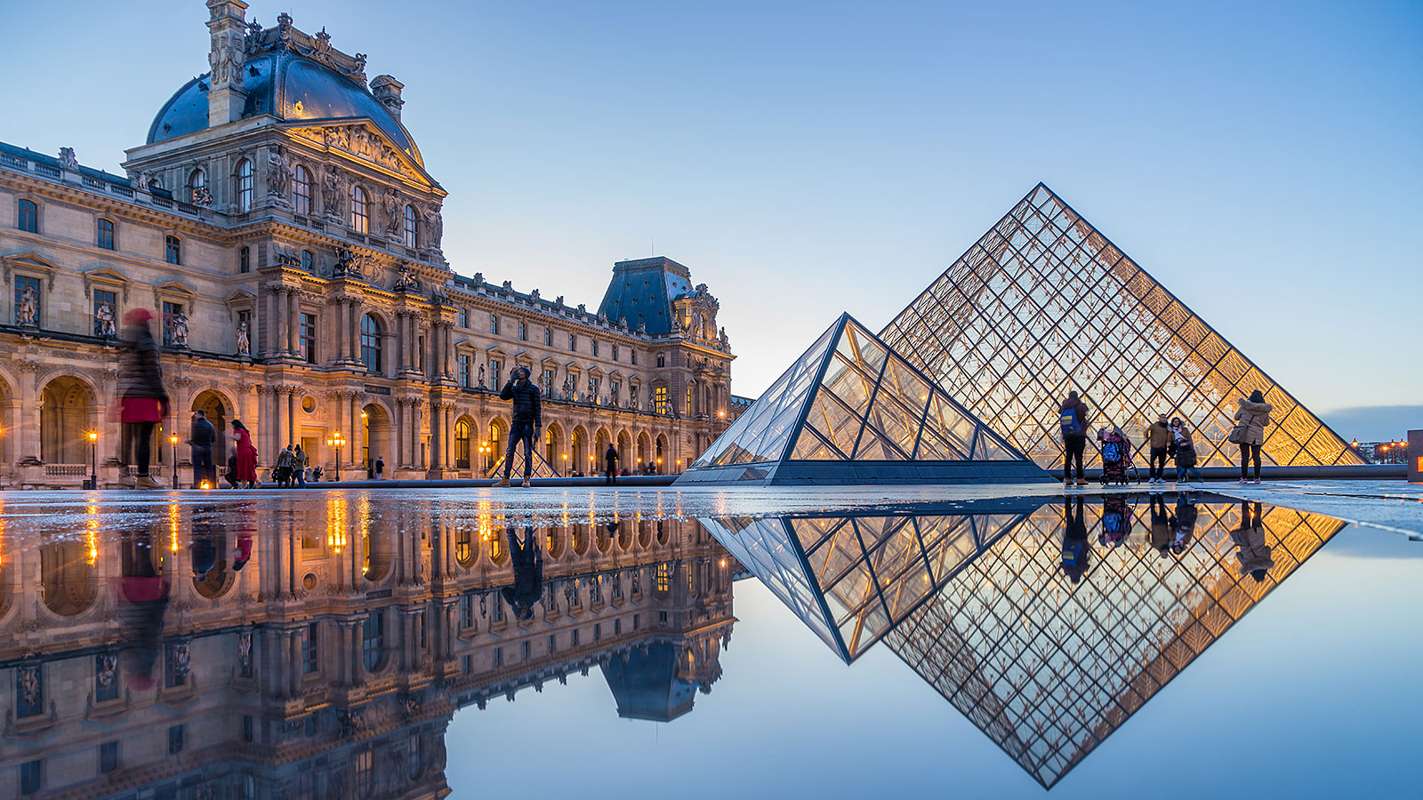Here are the 11 most beautiful museums in the world