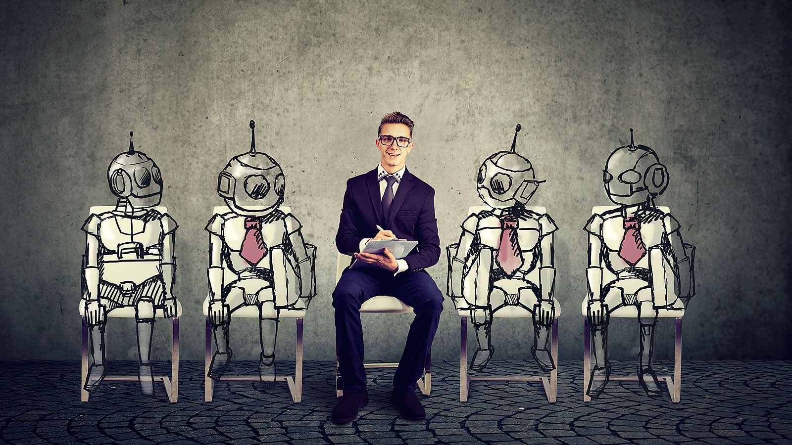 4 ways you can stand out in the job market that AI can't
