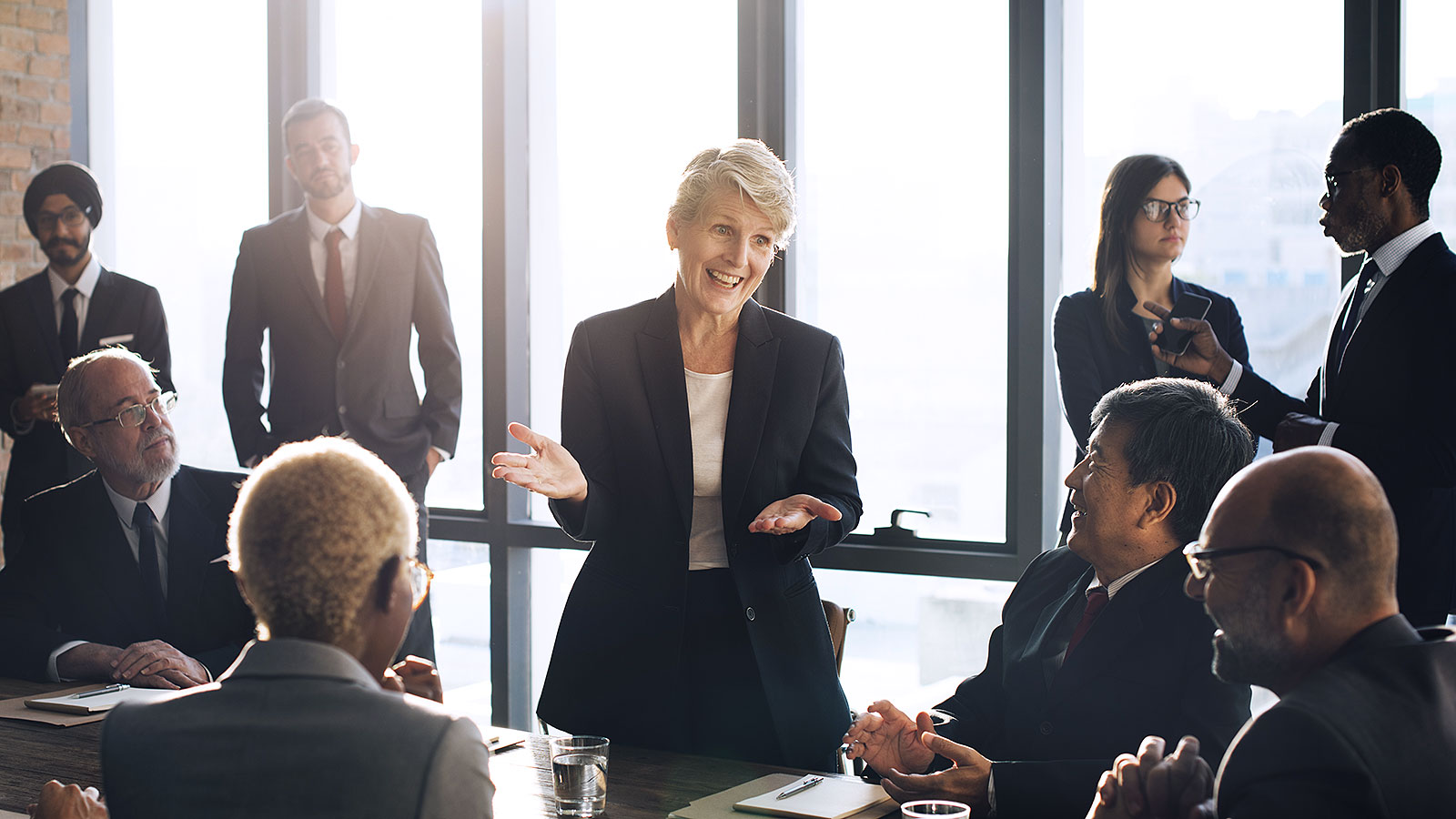 Just because you have a female manager doesn't mean you'll get better pay