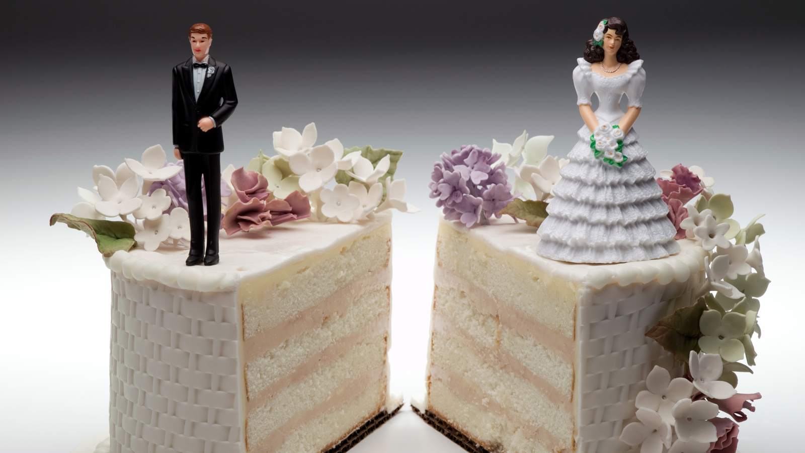 The 11 states with the highest divorce rates