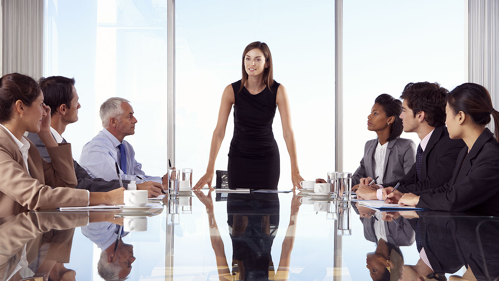 4 key ways to have better executive presence