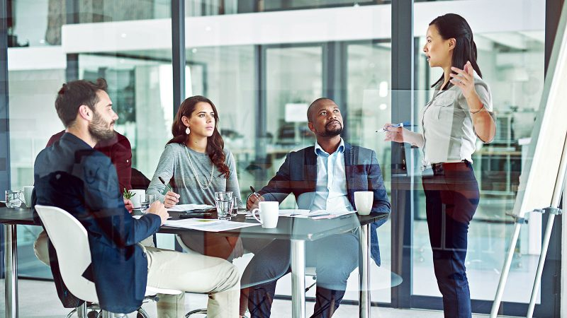 An introvert's guide to getting your voice heard in a meeting