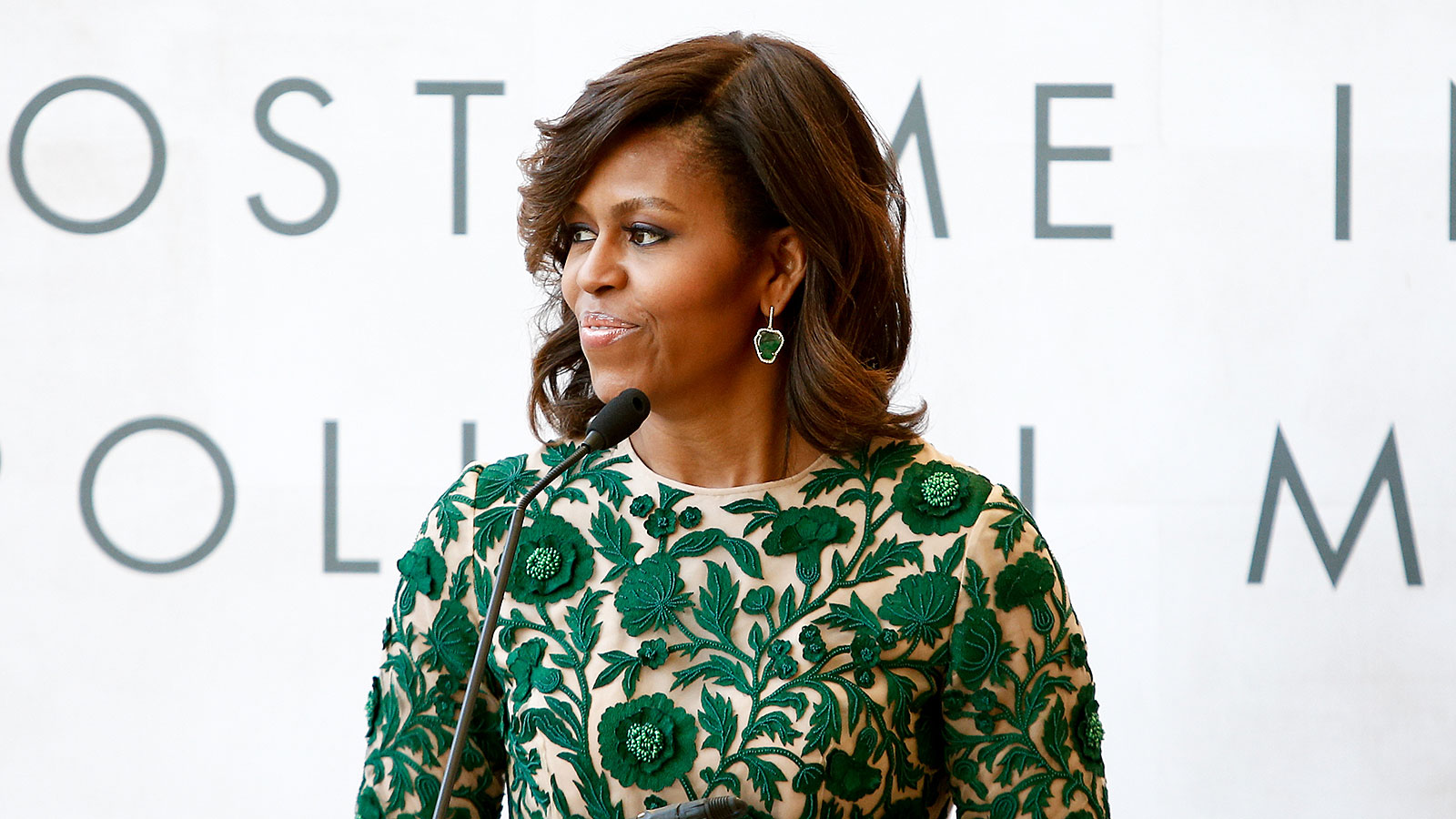 Michelle Obama talks about realizing Barack made time for the gym, but she couldn't prioritize herself