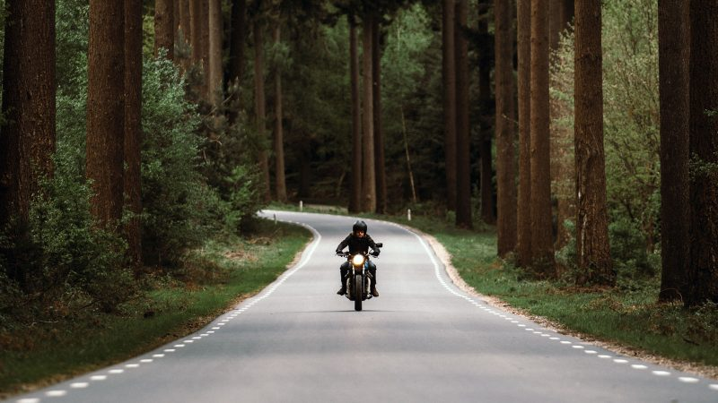 Study: Motorcycles have same effect as light exercise and a cup of coffee
