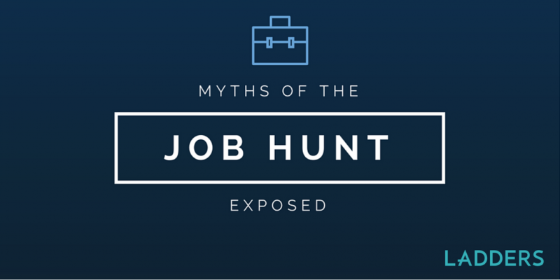 Myths of the Job Hunt Exposed