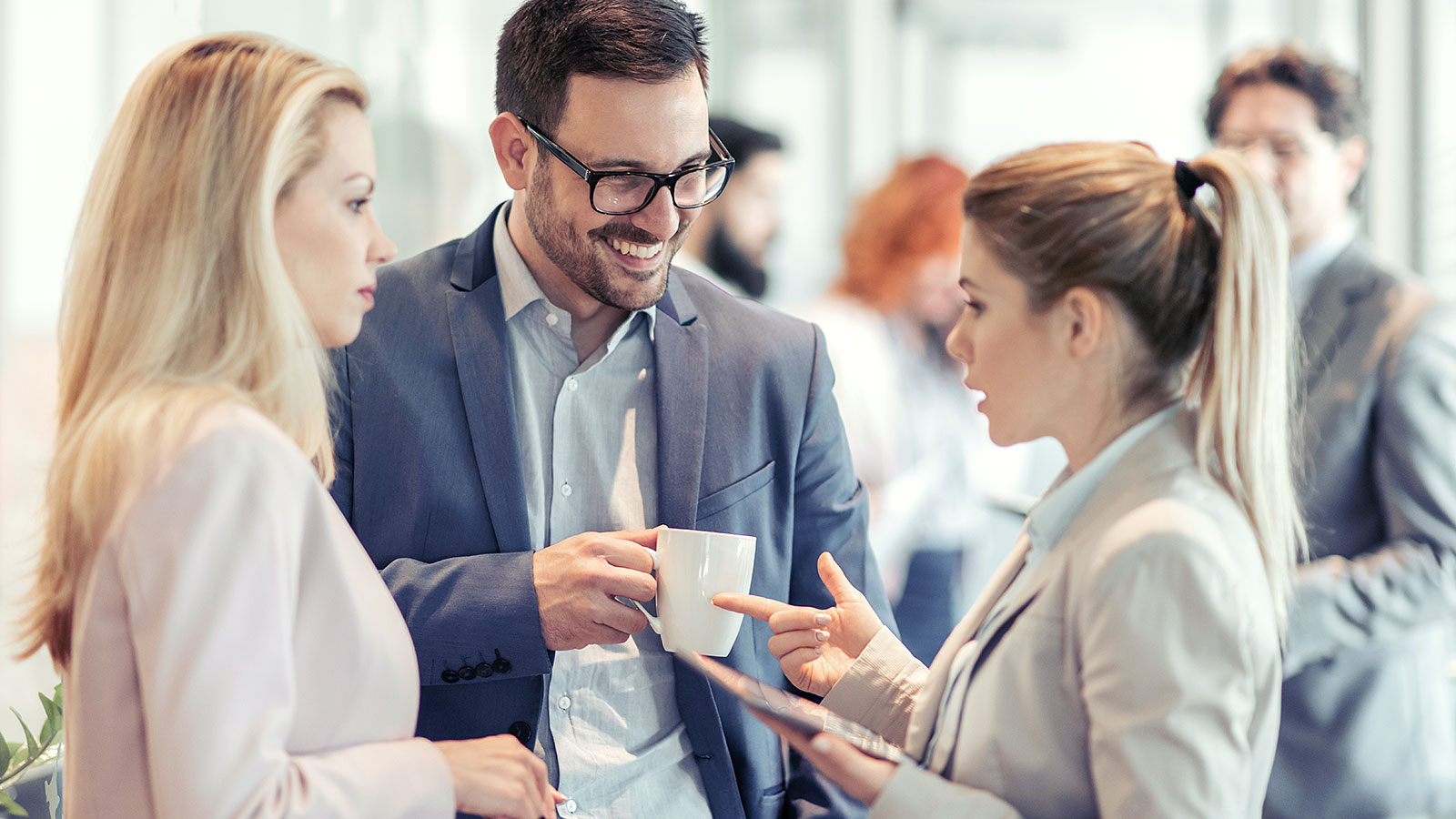 The trick no one tells you about networking