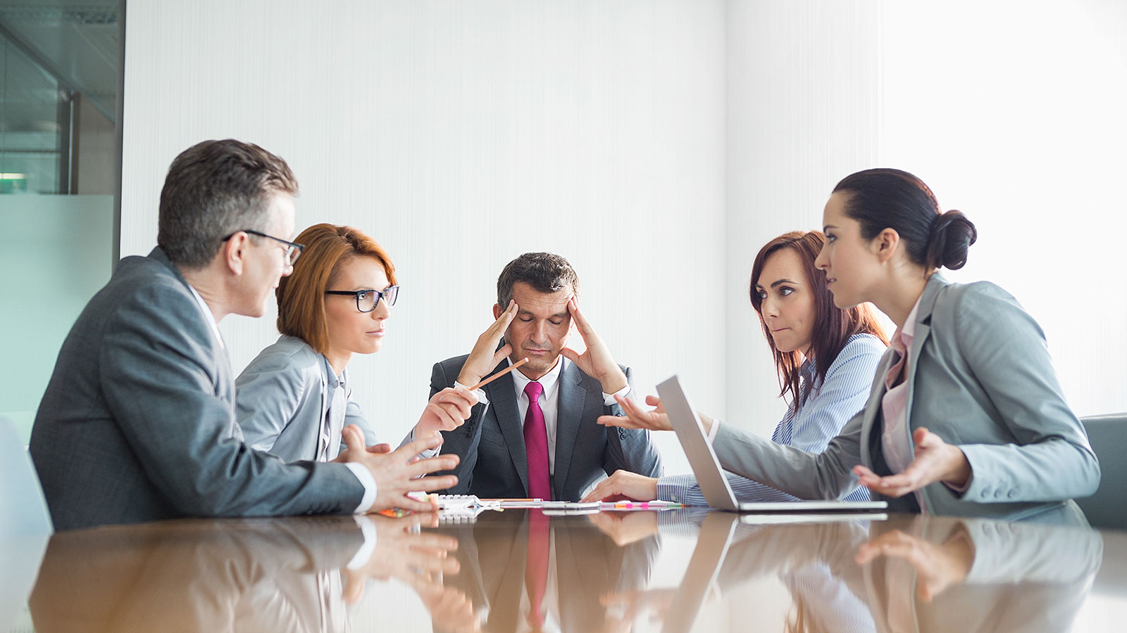 Beyond the bickering: 5 steps to resolving conflict in your team