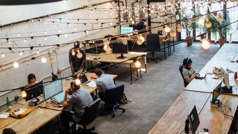 Those cool offices where we all want to work? They're based on a once-exploitative model