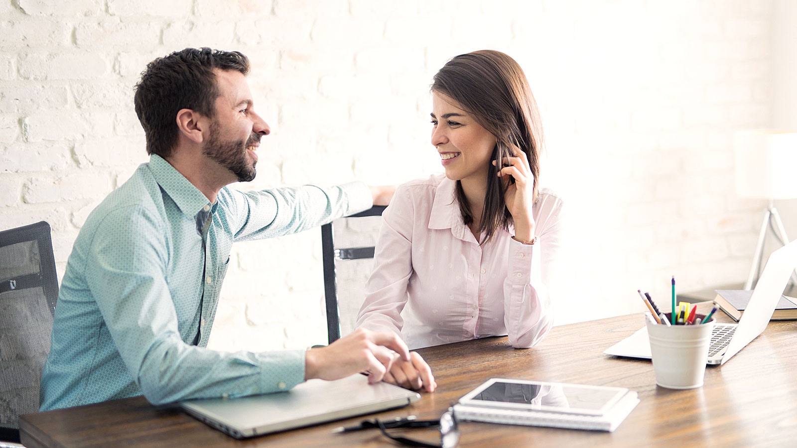 If you work in this industry you are more likely to date your coworker