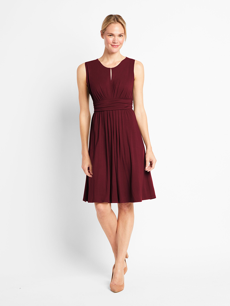 of mercer morton dress