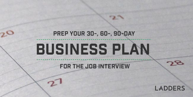 How to Make a 90-Day Plan Interview Presentation - The Muse