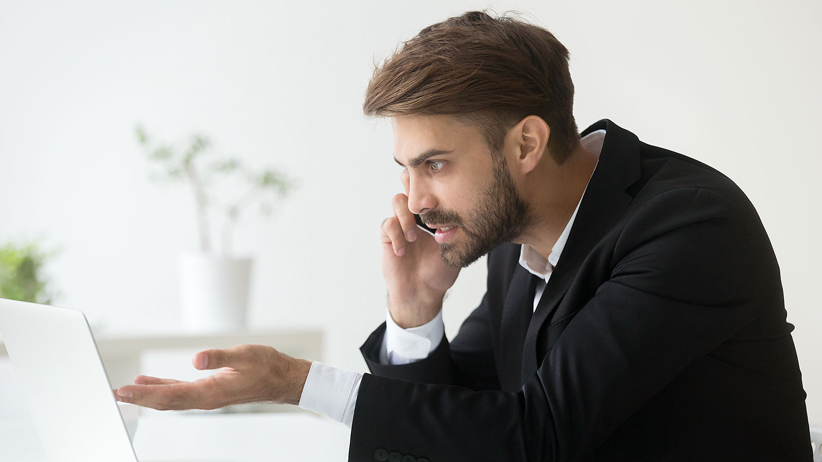 If your coworker does this when they speak, they may be a psychopath