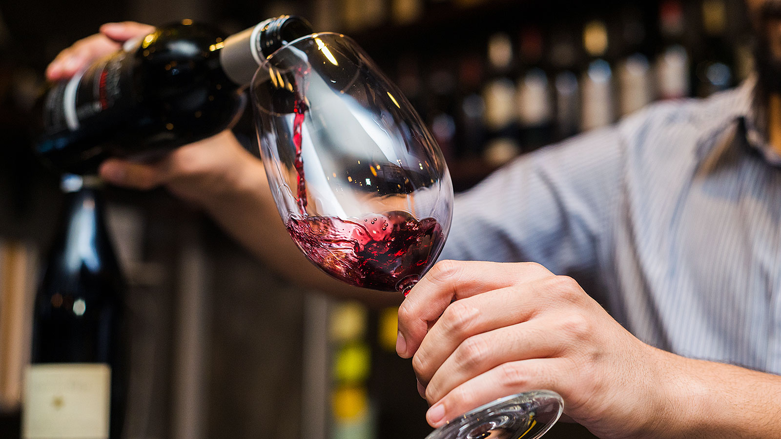 Gut check: This new study provides yet another healthy reason to enjoy red wine