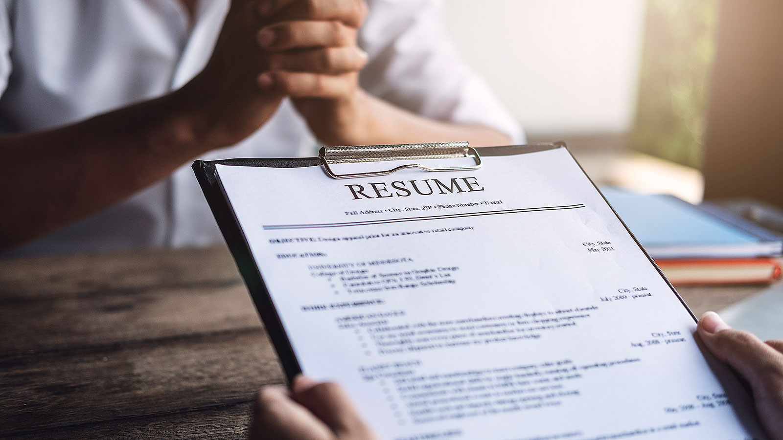 3 signs that it's time to take something off of your resume