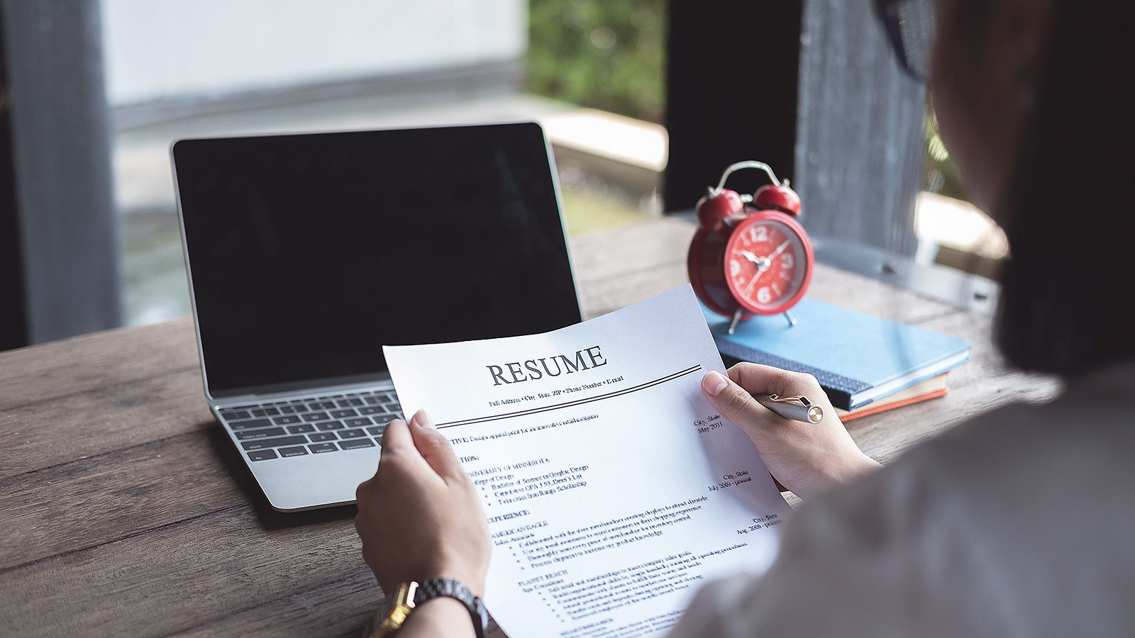 3 rules you should always follow when writing your resume