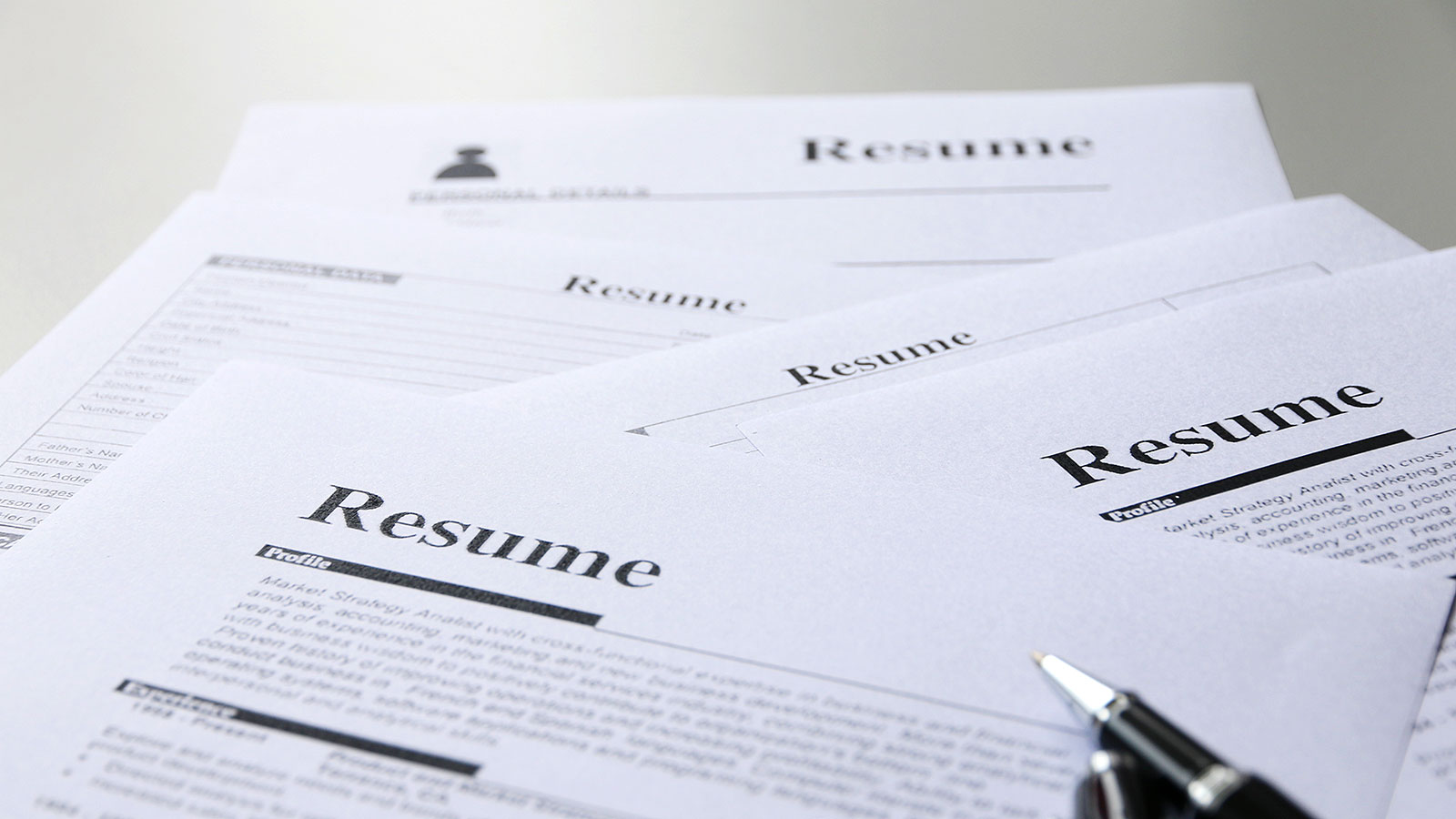 3 mistakes you're probably making on your resume