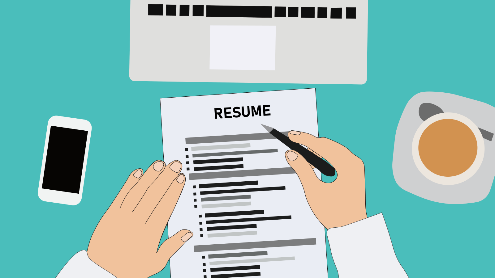7 two-page resume mistakes everyone makes