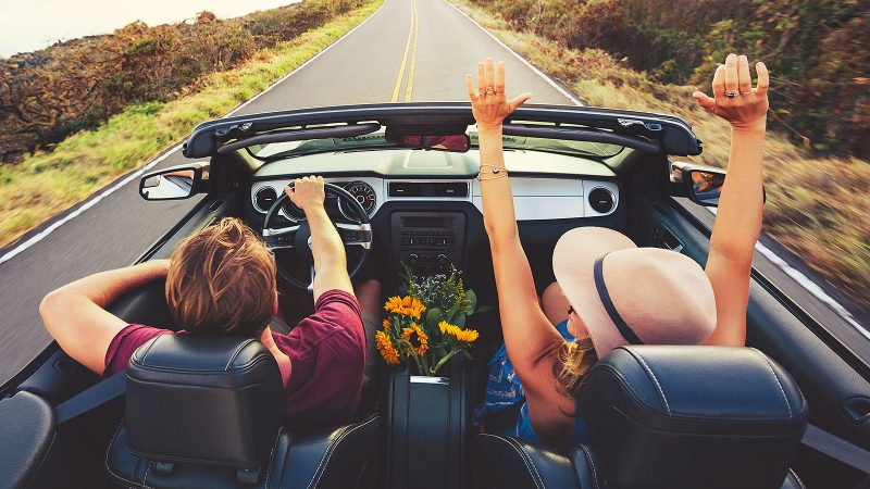 Most Americans are opting for at least one summer road trip