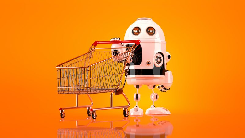 Study: Shoppers, retailers have opposite views of robots in