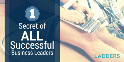 One Habit All Successful Business Leaders Have