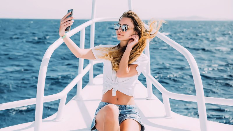 Millennials are the most narcissistic generation but they are very aware of it