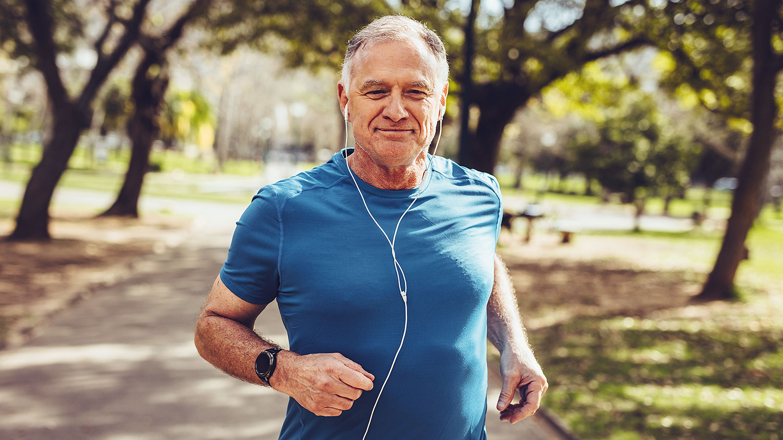 Older adults only need to work out once to get these benefits