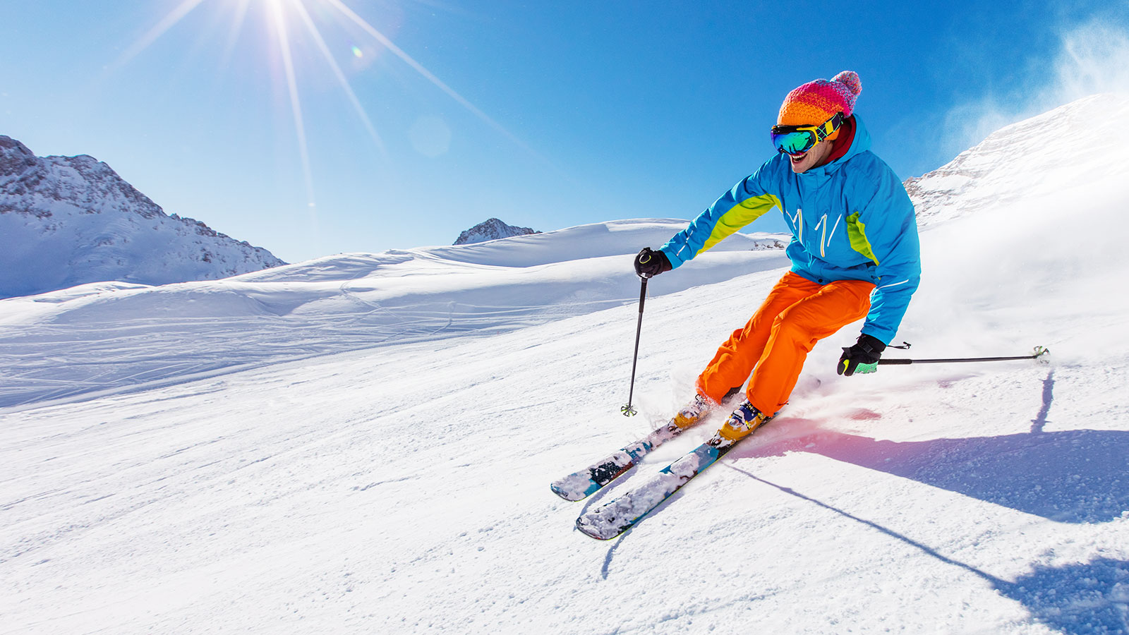 This dream job wants to pay you to ski at some of the world's top mountains