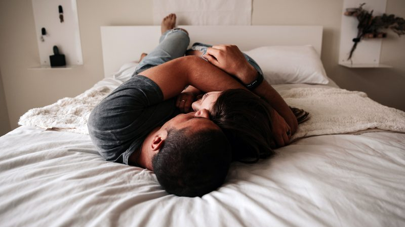 Sleeping in this position may hurt your relationship