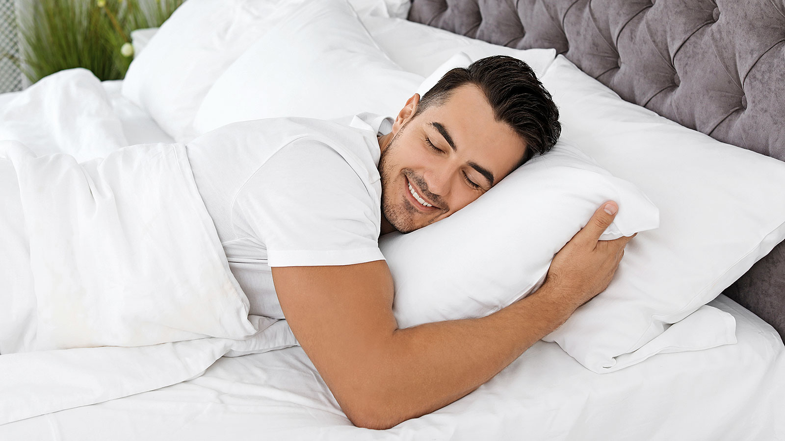 A third of adults sleep with this embarrassing thing
