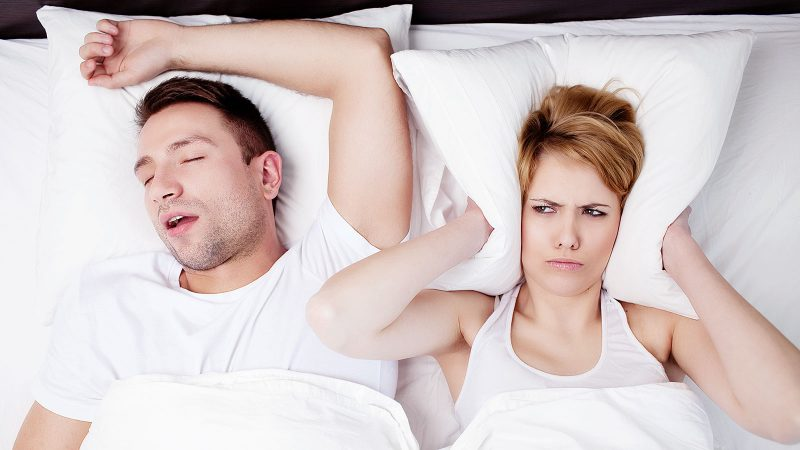 These are the sleep issues couples most fight about
