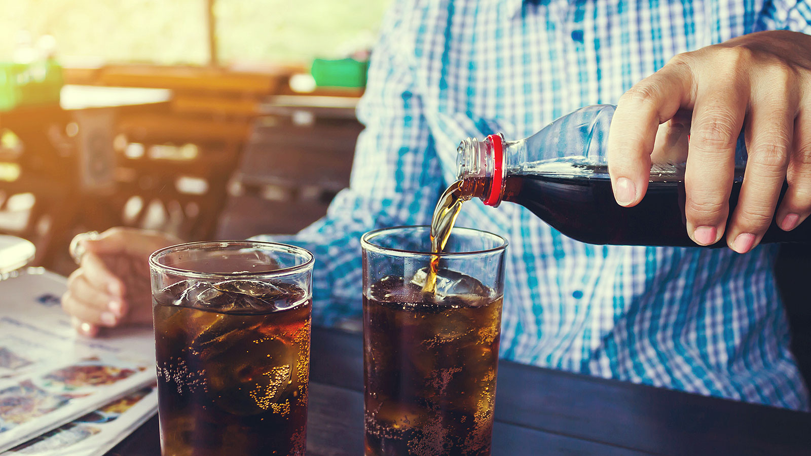 Diet and regular soda linked to increased risk of death in study of 425,000 people