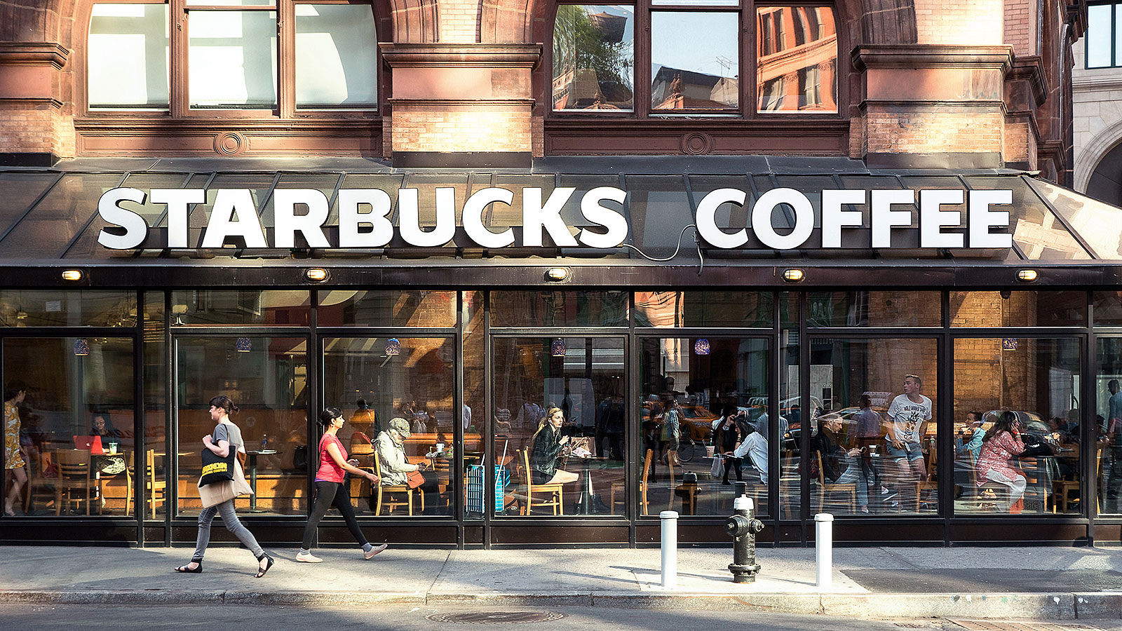 Why fewer people are visiting Starbucks, according to this study