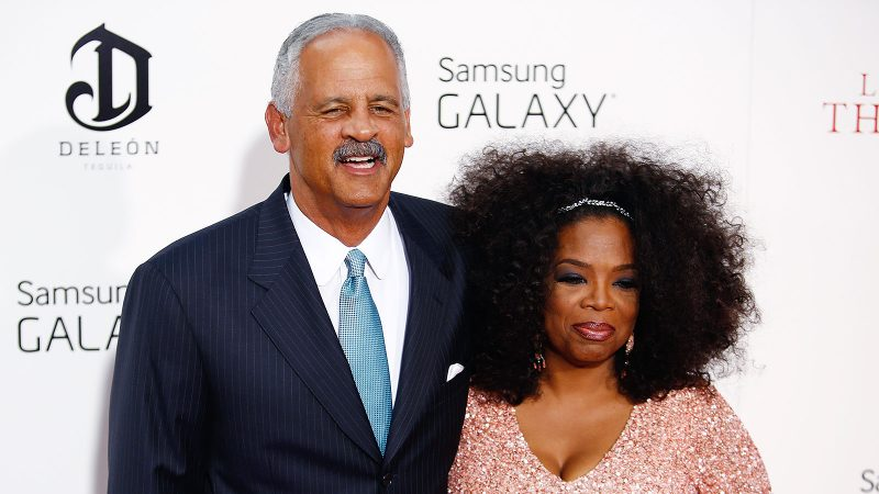Stedman Graham on finding an identity while dating an extremely successful person like Oprah