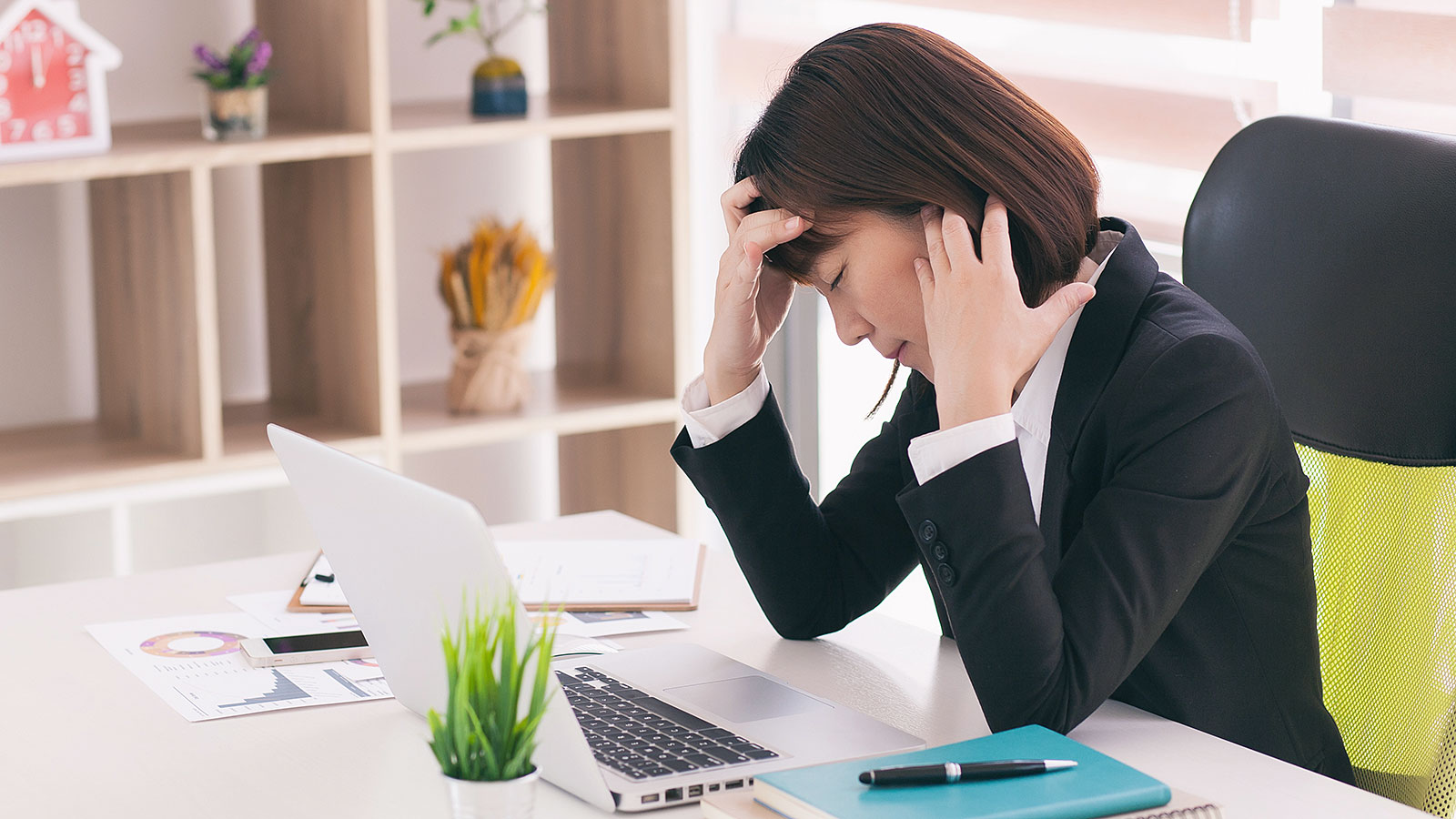 5 effective ways to stop feeling overwhelmed